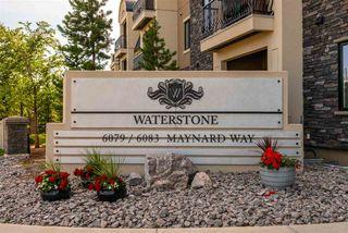 Photo 2: 355 6079 MAYNARD Way in Edmonton: Zone 14 Condo for sale : MLS®# E4210232