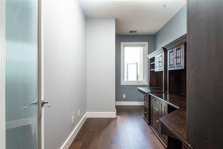 Photo 18: 355 6079 MAYNARD Way in Edmonton: Zone 14 Condo for sale : MLS®# E4210232