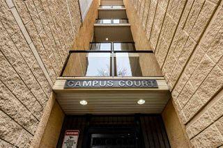 Photo 44: 507 8619 111 Street in Edmonton: Zone 15 Condo for sale : MLS®# E4214537