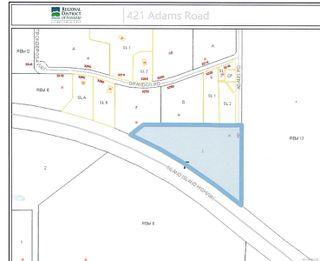 Photo 2: 421 Adams Rd in : PQ Qualicum Beach Land for sale (Parksville/Qualicum)  : MLS®# 860396