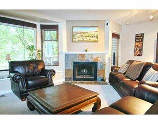 """Photo 2: 8 1195 FALCON DR in Coquitlam: Eagle Ridge CQ Townhouse for sale in """"THE COURTYARDS"""" : MLS®# V563650"""