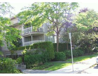 Photo 1: 302 788 W 14TH AV in Vancouver: Fairview VW Condo for sale (Vancouver West)  : MLS®# V597725