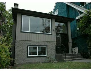 Photo 1: 2023 CHARLES ST in Vancouver: Grandview VE House for sale (Vancouver East)  : MLS®# V602773