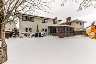 Photo 33: 548 WAHSTAO Road in Edmonton: Zone 22 House for sale : MLS®# E4185817
