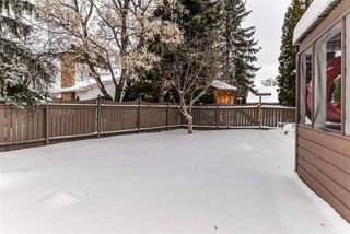 Photo 35: 548 WAHSTAO Road in Edmonton: Zone 22 House for sale : MLS®# E4185817