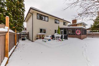 Photo 34: 548 WAHSTAO Road in Edmonton: Zone 22 House for sale : MLS®# E4185817