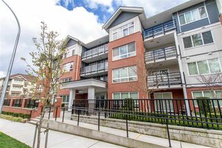 "Photo 1: 206 2268 SHAUGHNESSY Street in Port Coquitlam: Central Pt Coquitlam Condo for sale in ""Uptown Pointe"" : MLS®# R2449445"