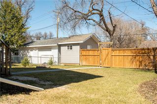 Photo 23: 309 Melbourne Avenue in Winnipeg: East Kildonan Residential for sale (3D)  : MLS®# 202008894