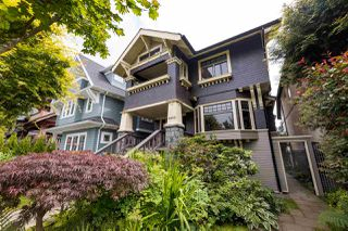 Main Photo: 3642 W 2ND Avenue in Vancouver: Kitsilano House for sale (Vancouver West)  : MLS®# R2469738