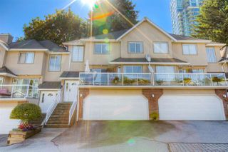 Photo 1: 3 72 JAMIESON Court in New Westminster: Fraserview NW Townhouse for sale : MLS®# R2491627