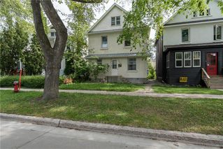 Photo 1: 119 Evanson Street in Winnipeg: Wolseley Residential for sale (5B)  : MLS®# 202021840