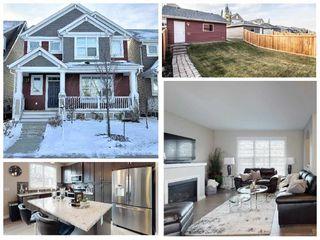 Photo 1: 7507 SUMMERSIDE GRANDE Boulevard in Edmonton: Zone 53 House for sale : MLS®# E4218511