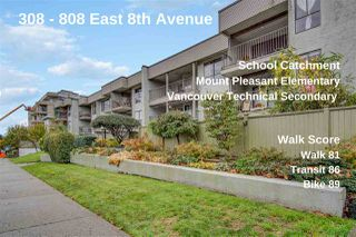 "Photo 23: 308 808 E 8TH Avenue in Vancouver: Mount Pleasant VE Condo for sale in ""Prince Albert Court"" (Vancouver East)  : MLS®# R2515725"