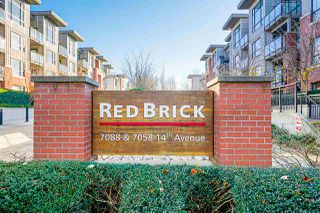 """Main Photo: 223 7088 14TH Avenue in Burnaby: Edmonds BE Condo for sale in """"Red Brick"""" (Burnaby East)  : MLS®# R2521599"""