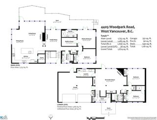 Photo 40: 4409 WOODPARK ROAD in West Vancouver: Cypress Park Estates House for sale : MLS®# R2502314