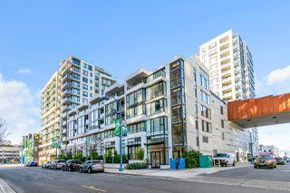 "Main Photo: 602 7733 FIRBRIDGE Way in Richmond: Brighouse Condo for sale in ""Quintet"" : MLS®# R2532183"