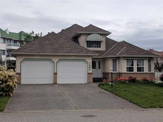 """Main Photo: 7564 SAPPHIRE Drive in Chilliwack: Sardis West Vedder Rd House for sale in """"Regency Park"""" (Sardis)  : MLS®# R2393057"""