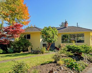 Main Photo: 2513 Wootton Crescent in VICTORIA: OB Henderson Single Family Detached for sale (Oak Bay)  : MLS®# 416897