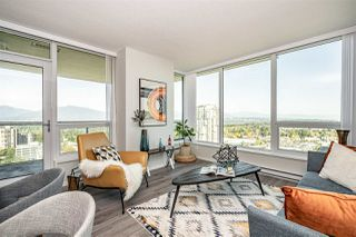 """Main Photo: 2206 6638 DUNBLANE Avenue in Burnaby: Metrotown Condo for sale in """"MIDORI"""" (Burnaby South)  : MLS®# R2413080"""