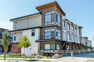 """Photo 1: 178 16488 64 Avenue in Surrey: Cloverdale BC Townhouse for sale in """"HARVEST AT BOSE FARMS"""" (Cloverdale)  : MLS®# R2413992"""
