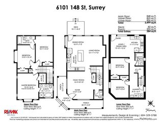 Photo 20: 6101 148 Street in Surrey: Sullivan Station House for sale : MLS®# R2430778