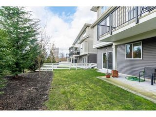 """Photo 20: 47 34230 ELMWOOD Drive in Abbotsford: Central Abbotsford Townhouse for sale in """"TEN OAKS"""" : MLS®# R2437003"""