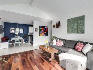 """Photo 4: 303 725 COMMERCIAL Drive in Vancouver: Hastings Condo for sale in """"Place Devito"""" (Vancouver East)  : MLS®# R2509088"""