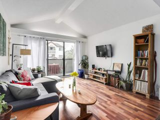 """Photo 2: 303 725 COMMERCIAL Drive in Vancouver: Hastings Condo for sale in """"Place Devito"""" (Vancouver East)  : MLS®# R2509088"""