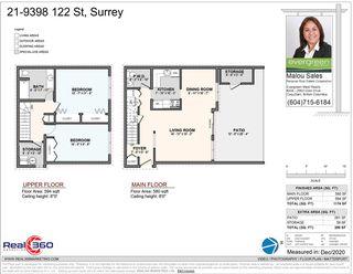 Photo 37: 21 9398 122 STREET in Surrey: Queen Mary Park Surrey Townhouse  : MLS®# R2523280