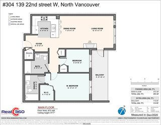 """Photo 27: 304 139 W 22ND Street in North Vancouver: Central Lonsdale Condo for sale in """"ANDERSON WALK"""" : MLS®# R2526044"""