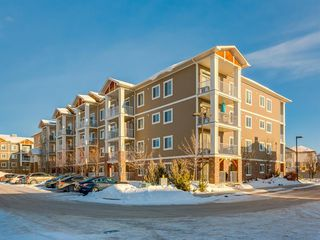 Photo 3: 306 406 Cranberry Park SE in Calgary: Cranston Apartment for sale : MLS®# A1056772