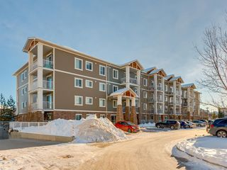 Photo 1: 306 406 Cranberry Park SE in Calgary: Cranston Apartment for sale : MLS®# A1056772