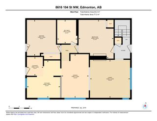 Photo 29: 8616 104 Street in Edmonton: Zone 15 House for sale : MLS®# E4169005