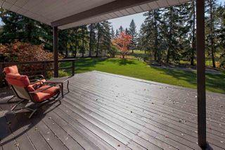 Photo 28: 71 Fairway Drive in Edmonton: Zone 16 House for sale : MLS®# E4173248