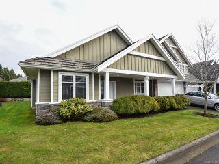 Photo 1: 27 2727 BRISTOL Way in COURTENAY: CV Crown Isle Row/Townhouse for sale (Comox Valley)  : MLS®# 832155