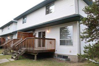 Photo 45: 17051 113 Street in Edmonton: Zone 27 House Half Duplex for sale : MLS®# E4189910