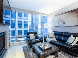 "Photo 3: 1603 1111 ALBERNI Street in Vancouver: West End VW Condo for sale in ""LIVING SHANGRI-LA (LIVE-WORK)"" (Vancouver West)  : MLS®# R2455392"