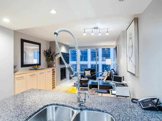 "Photo 6: 1603 1111 ALBERNI Street in Vancouver: West End VW Condo for sale in ""LIVING SHANGRI-LA (LIVE-WORK)"" (Vancouver West)  : MLS®# R2455392"