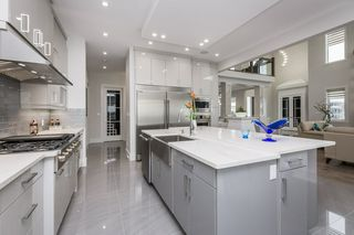 Photo 11: 4151 WHISPERING RIVER Drive in Edmonton: Zone 56 House for sale : MLS®# E4200148