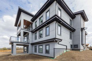 Photo 38: 4151 WHISPERING RIVER Drive in Edmonton: Zone 56 House for sale : MLS®# E4200148