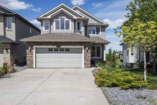 Main Photo: 8656 SLOANE Court in Edmonton: Zone 14 House for sale : MLS®# E4200342