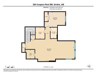 Photo 48: 204 COOPERS Park SW: Airdrie Detached for sale : MLS®# C4302199