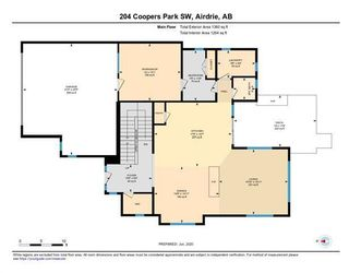 Photo 46: 204 COOPERS Park SW: Airdrie Detached for sale : MLS®# C4302199
