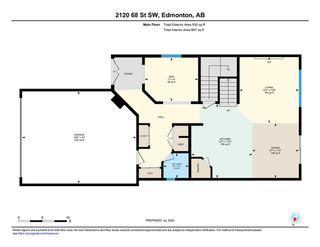 Photo 33: 2120 68 Street in Edmonton: Zone 53 House for sale : MLS®# E4206316