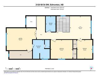 Photo 34: 2120 68 Street in Edmonton: Zone 53 House for sale : MLS®# E4206316