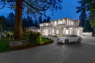 Photo 1: 550 STEVENS Drive in West Vancouver: British Properties House for sale : MLS®# R2485241