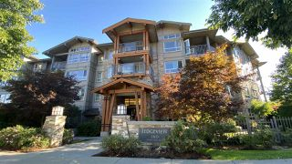 Photo 2: 316 3110 DAYANEE SPRINGS BOULEVARD in Coquitlam: Westwood Plateau Condo for sale : MLS®# R2496797