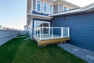 Photo 44: 943 VALOUR Way in Edmonton: Zone 27 House for sale : MLS®# E4221977