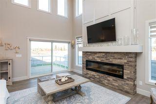 Photo 45: 943 VALOUR Way in Edmonton: Zone 27 House for sale : MLS®# E4221977