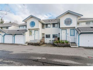 "Photo 1: 35 19797 64 Avenue in Langley: Willoughby Heights Townhouse for sale in ""Cheriton Park"" : MLS®# R2420993"